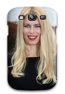 Galaxy Cover Case - Claudia Schiffer Protective Case Compatibel With Galaxy S3