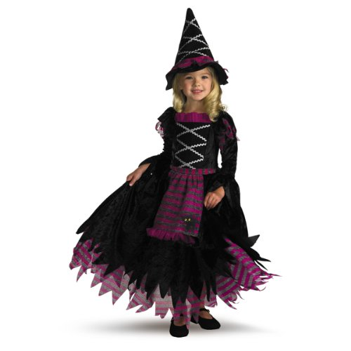 Fairytale Witch Girls Costume,