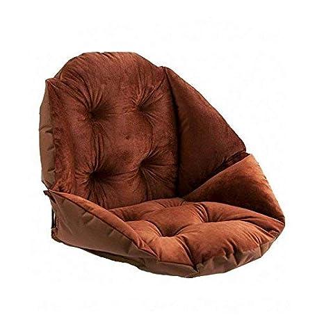 Almohadillas para silla de comedor Cojín antideslizante para ...
