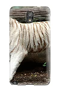 Best High-quality Durable Protection Case For Galaxy Note 3(white Bengal Tiger)
