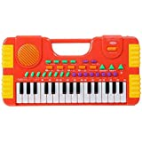 Teclado Infantil Rock Party - DM TOYS