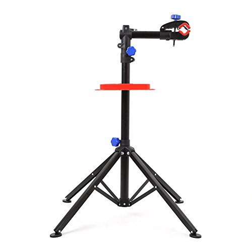 MVPower Pro Mechanic Bike Repair Stand Adjustable Height Bicycle Maintenance