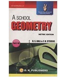 A School Geometry 4th  Edition price comparison at Flipkart, Amazon, Crossword, Uread, Bookadda, Landmark, Homeshop18