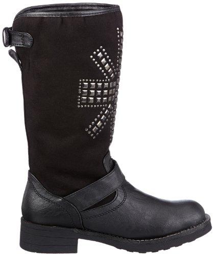 Mustang Stiefel 3098-502-9 - Botas para mujer Negro (Schwarz (Schwarz 9))