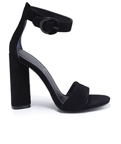 Chaussures Kendall Kenya Femme and Kylie Noir Noir RFxraFnw
