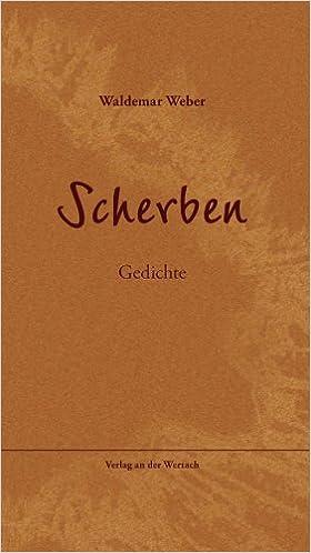 Scherben Gedichte Livre En Allemand 9783981103908