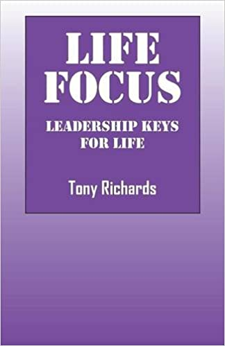 Book Life Focus: Leadership Keys for Life