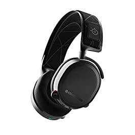 SteelSeries Arctis 7 – Lossless Wireless Gaming Headset with DTS Headphone: X v2.0 Surround – for PC and PlayStation 4…