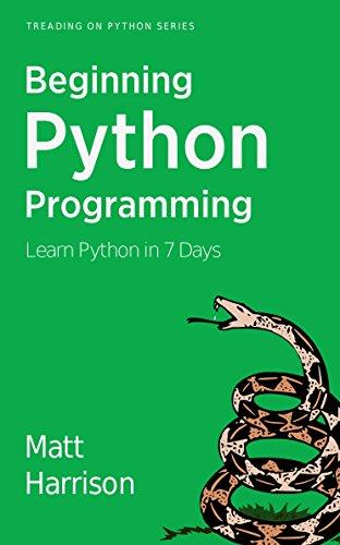 Beginning Python Pdf