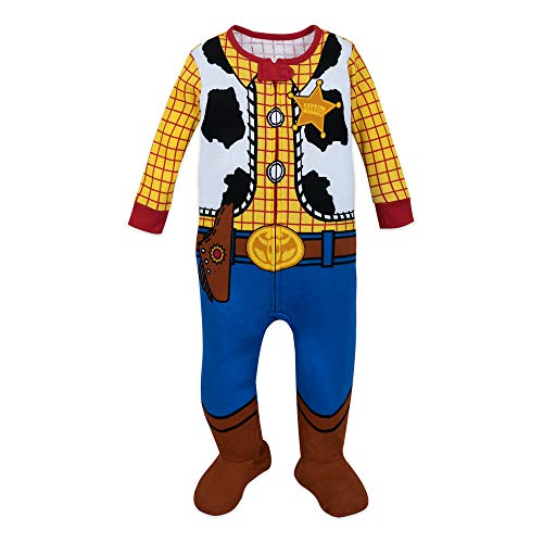 Disney Woody Stretchie for Baby - Toy Story Size 3-6 MO Multi