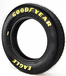 Goodyear Racing Tires D2991 25.0/4.5-15 Front Runner
