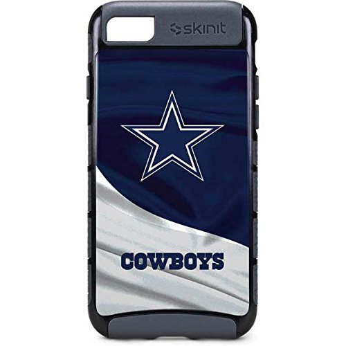new product c31b4 38d74 Skinit Dallas Cowboys iPhone 8 Cargo Case - Officially Licensed NFL Phone  Case - Double Layer iPhone 8 Cover