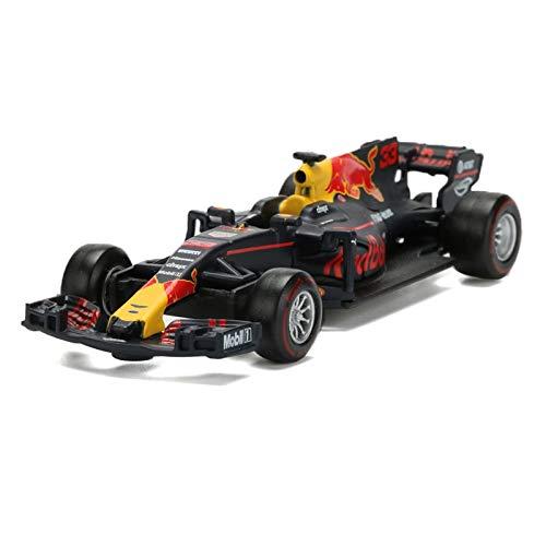 - GreenSun 1:43 Racing Car Toy Red Bull Team RB13 Racing Car Model Max Verstappen F1 Formula No.3 Racing Car Kids Toys