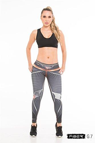 Fiber Colombian Activewear Leggings SuperHero product image