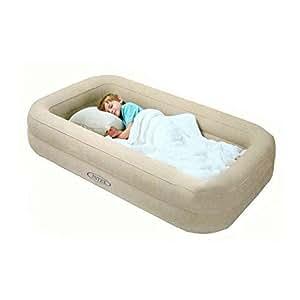 Amazon.com: Kids Travel Bed Inflatable Portable Folding ...