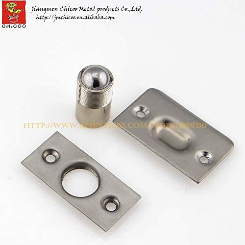 wholesale 10PCS Stainless steel 304 cylindrical adjustable door catches,cabinet door catch,kitchen door catches,door stopper by Kasuki (Image #2)