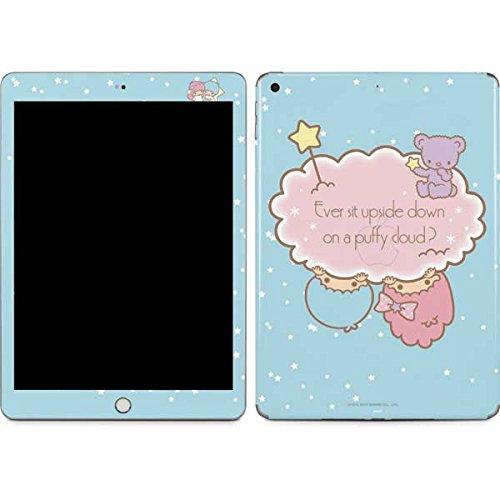 (Skinit Little Twin Stars iPad 9.7in (2017) Skin - Little Twin Stars Puffy Cloud | Sanrio Hello Kitty X Skin)