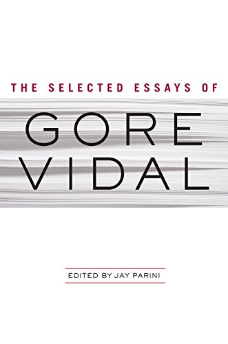 Replied Essays Of Gore Vidal like add fresh