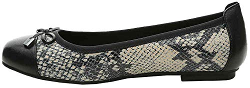 Grey Shoes Snake Gris 359 Minna Vionic Leather Womens Rcv7I6n
