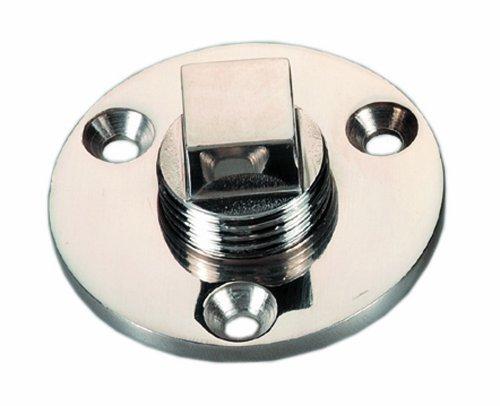 - SeaSense Stainless Steel Garboard Drain Plug Kit