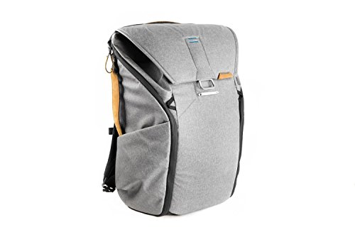 Peak Design Everyday Backpack 30L (Ash Camera Bag) (Best Backpack For Everyday Use)
