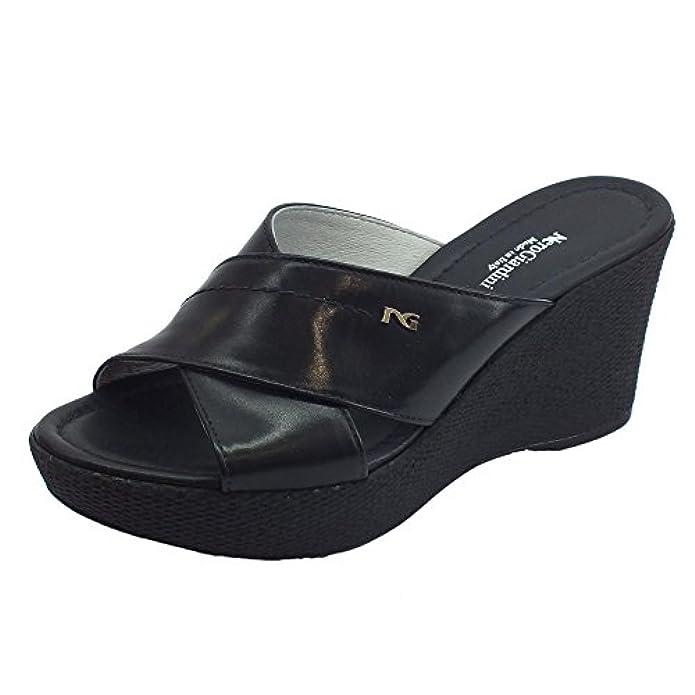 Nero Giardini Sandalo Donna Mod P805660d 40