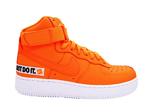 Femme white 1 Basses Force Orange Lthr Lx total Nike Hi total Wmns Sneakers Air 800 Multicolore Orange qtxwzZ