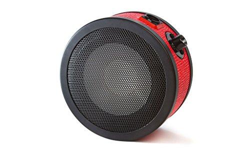SOLOMON MiCS LoFReQ Sub Microphone, Vintage Red by SOLOMON MiCS