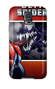 Fashion Tpu Case For Galaxy S5- Spider-man Defender Case Cover