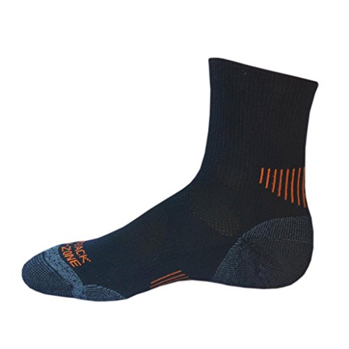 Outback Trading Socks Womens Travel Double Ribbed One Size Navy 6002 by Outback Trading