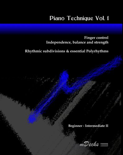 Piano Technique: Fingers Control, Independence, Balance & Strength