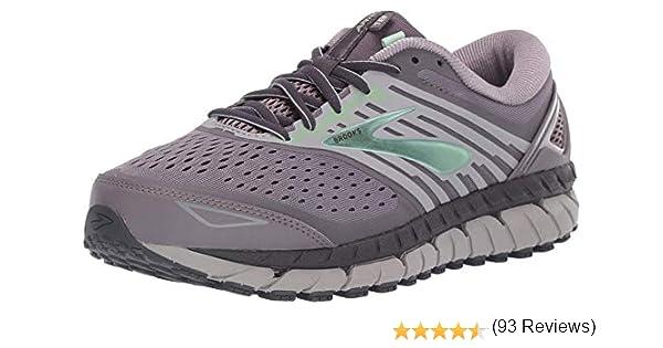 Brooks Ariel 18 Gris Aqua Mujer 1202711B019: Amazon.es: Zapatos y complementos