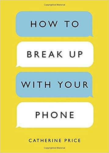 Image result for how to break up with your phone
