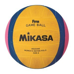 Mikasa Official fina Water polo Ball taglia 4, W6009W