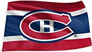 NHL Montreal Canadiens 3' x 5' Banner Flag with Reinforced