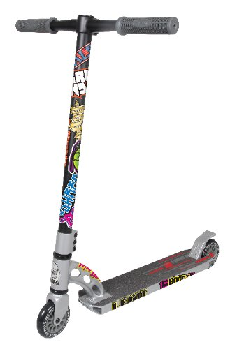 MADD Stuntscooter VX4 Pro – Patinete de acrobacias