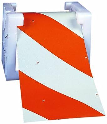 Reflective Barricade Tape - Caution Stripe |Reflective Barricade Tape