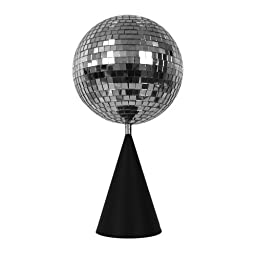 Fortune MBK-8 Table Top/Hanging Mirror Ball Kit, 15.25\