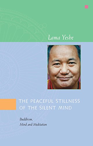 The Peaceful Stillness of the Silent Mind: Buddhism, Mind and Meditation