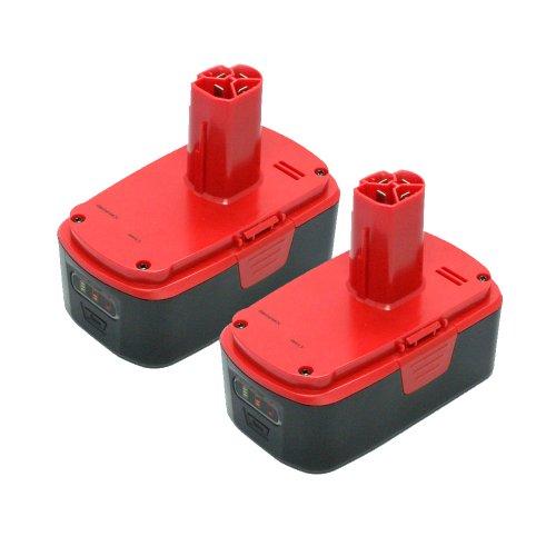 Maximalpower PTB CRA11374 X 2P 19.2-volt 3000 mAh Power T...