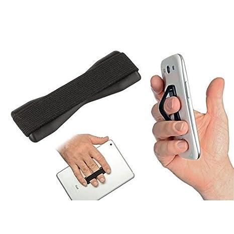 Wooshshop® - Correa adhesiva para sujetar móviles y tabletas: Amazon.es: Iluminación