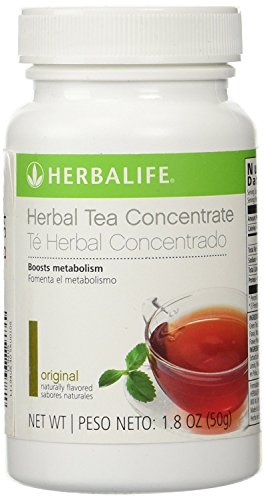 Raspberry Chai Tea - Herbalife, Herbal Concentrate Tea, Original, 1.8 oz (51 g)
