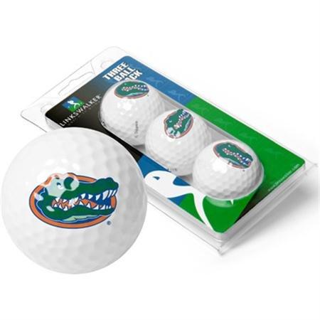 (NCAA Florida Gators - 3 Golf Ball Sleeve)