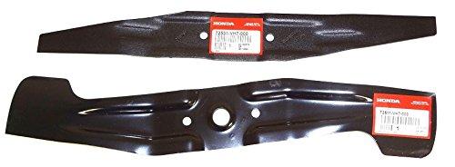- 72511-VH7-000 & 72531-VH7-000 Honda Genuine Lawn Mower Blades for HRX217, HRX217(K1-K4)