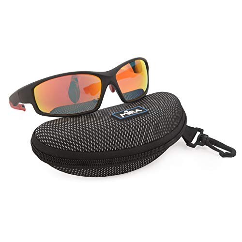 MIRA - Breeze R - Polarized Sports Glasses - UV400 Sunglasses - Unisex for Men and Women - Strong, Durable, Lightweight, and Scratch Resistant
