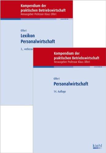 Bücherpaket Personalwirtschaft: mit Kompendium Personalwirtschaft und Lexikon der Personalwirtschaft