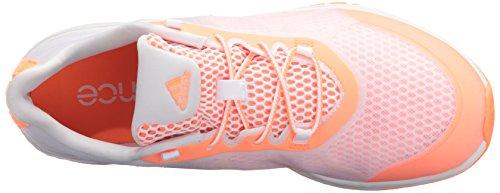 adidas Performance Women's Gymbreaker Bounce B Cross-Trainer Shoe White/Easy Orange/Easy Orange xSd9T
