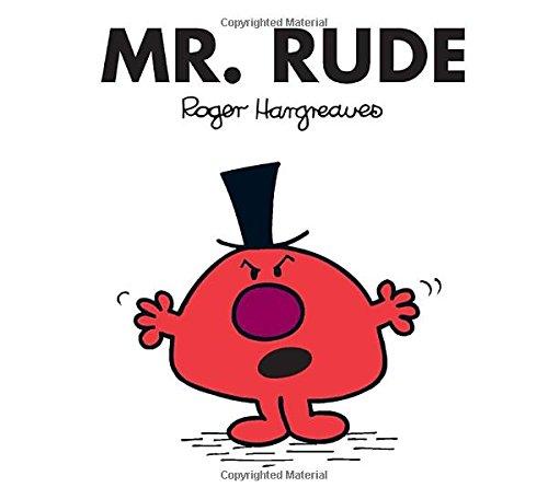 Mr. Rude (Mr. Men and Little - Mr Men And Little Miss