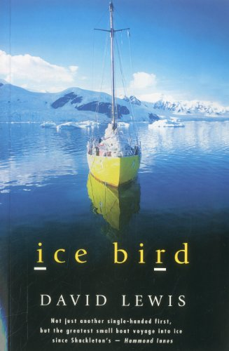Book cover for Ice Bird