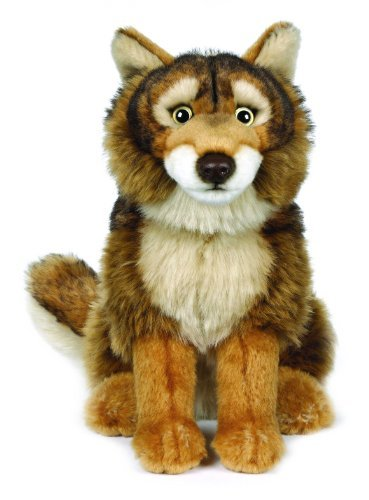 Webkinz Endangered Signature - Red Wolf by ZUMBUDDY -  3884254